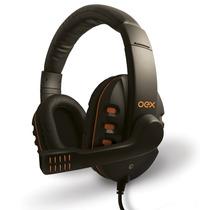 Fone De Ouvido Headset Oex Hs200 - Microfone Alta Definição