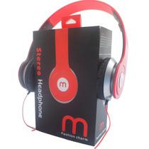 Fone De Ouvido Headphone Estilo Beats Neymar Dr Dre Mp3 Pc
