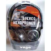 Headphone Fone Yoga Cd 62