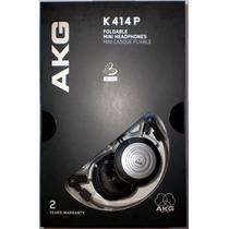 Fone De Ouvido Akg K414p Original Ou Falso? Como Saber?