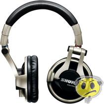 Fone Shure Dj Profissional Srh750dj - Loja Credenciada Shure