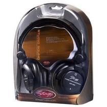 Headphone Stagg Shp4500 Na Studio Som João Loja Física !!