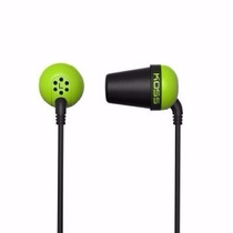 Fone De Ouvido Headphones Koss The Plug Verde Original