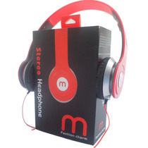 Fone Headphone Mex Beat Monster Notebook Pc Celular F4