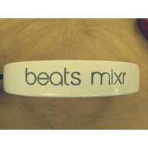 Arco Beats Monster Dr Dre Mixr David Guetta Headband Branco