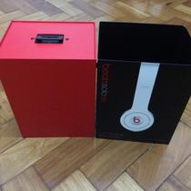 Caixa Fone Beats By Dr.dree Solo Hd - Perfeito Estado