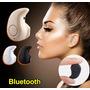 Fone De Ouvido In Ear Bluetooth S530 Handsfree Mini Preto