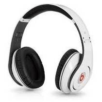 Fone Monster Beats By Dr. Dre Studio Pi Oe - Original-branco