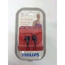 Fone De Ouvido Philips Mp3 Mp4 Ipod Original