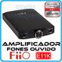 Amplificador De Fones De Ouvido Fiio E11k