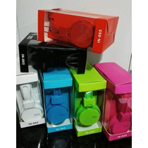 Fone Ouvido Mex Style Neymar Headfone P/ Mp3-celular -barato