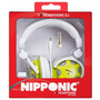 Fone Headphone Dj Nipponic Nip-cd830