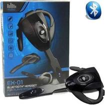 Fone De Ouvido Bluetooth Headset P Sony Playstation3 S/ Fio