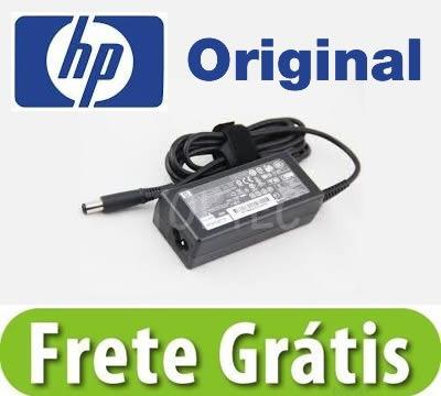Fonte Carregador Original Hp Dv4 Dv5 Dv6 Dv7 - Frete Grátis