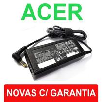 Fonte Carregador Notebook Acer Aspire 4540 4553 4736z+cabo ©