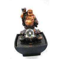 Bk116362 - Fonte Água Decorativa Buda Feng Shui - 110/220
