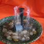 Fonte De Água Bico De Chafariz Formato Bolha - Cogumelo