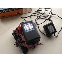 Fonte 12v Dc 2a E 9v Dc 300ma (bi-volt)
