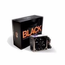 Fonte 500w Reais Duex 500fse Black Atx Semi Nova C/ Garantia