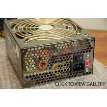 Fonte Huntkey Atx 550w Modelo Lw-6550sg Seminova E Garantia!