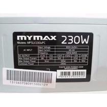 Kit 10 Fontes 230w Apenas 220v Mymax