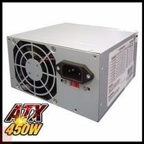 Fonte Advanced 450w - Fx 450 Lpj2-20 - Defeito - Não Liga