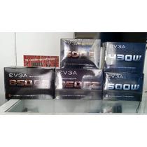 Fonte Evga 600w Reais 80 Plus C/ Nfe