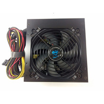 Fonte Atx Powercool 500w Real Super Silenciosa Gamer