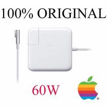 Fonte Macbook Apple 60w 18.5v 3.65a Magsafe A1344 Original