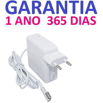Fonte Carregador Magsafe 60w P/ Apple Macbook E Pro 13 /13.3