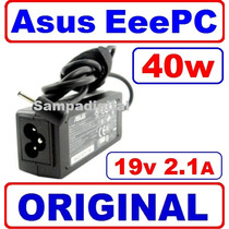 Fonte Carregador Netbook Asus Eeepc 19v 2,1a 40w Original