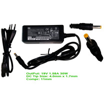 Fonte Netbook Hp Mini 19 Volts X 1,58 Amp. - Co1010 *