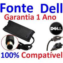 Fonte Carregador Notebook Dell 19.5v - Bivolt