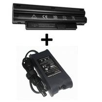 Kit Bateria J1knd + Fonte Carregador Dell Inspiron 14r 15r