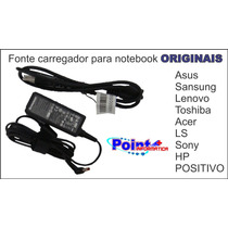 Carregador De Notebook Dell Original Bivolt 19,5v 3,34a