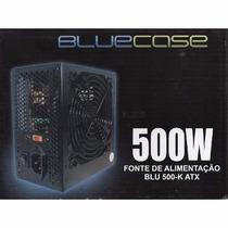 Fonte Bluecase 500w Reais