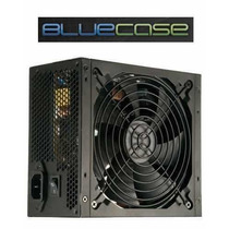 Fonte Atx Gamer 500w Reais Bluecase 24p + Pci-e - Box Top !