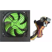 Fonte 500 Watts Reais Brx Power Supply