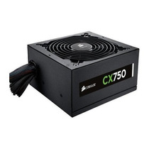 Fonte Corsair Cx-750w Atx 80 Bronze Plus Supply Pfc Ativo