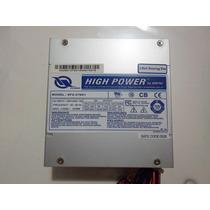 Fonte High Power Sfx270a1 270w Reais - Usada Em Estado De No