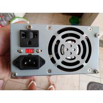 Fonte Atx 450 Wats 20 Pinos + 4 Pinos 12 Volts + Ide - Usada