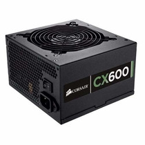 Fonte Corsair Builder Series 600w Cx-600w - Pronta Entrega