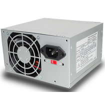 Fonte Atx 250w Real 500w Wisecase 24pinos (bivolt)