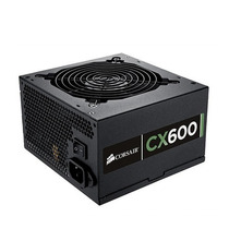 Fonte Corsair Atx 600w Cx600 - 80 Plus Bronze