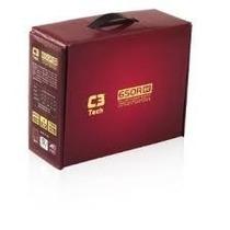 Fonte De Alimentação Atx 650w Reais C3 Tech - Bronze Edition