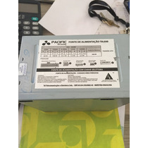 Fonte Atx 24pinos Sata Pacific Network Model Atx 200w