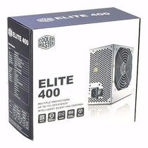 Fonte Coolermaster Atx Elite Power 400w - Promoção
