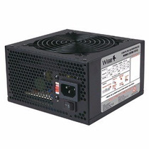 Fonte Wisecase Atx 500w Real