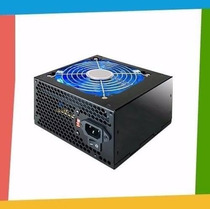 Fonte Atx 500w Real / 500w Reais 24 Pinos 2 Sata High Power