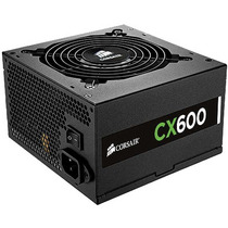 Fonte De Energia Corsair Cx600v2 600w 80 Plus Cp-9020048-ww
